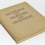 GERMAN Architecture Sculpture Book 1942 Speer Troost Breker Tuch March