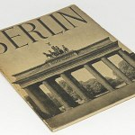 Berlin 1930s Photo Book Buildings Churches Places Brandenburg Gate