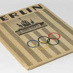 German Berlin Capital 1936 Photo Book w/230 pics 1930s Germany