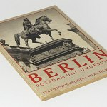 Berlin and Potsdam 1930's Photo Book w/124 pics Brandenburg Gate