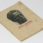 Arno Breker German Guidebook Paris Exhibition 1942 Orangerie Sculptor France
