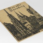 Nurnberg Nuremberg 1930s Photo Book Old Town Franconia Churches Castle