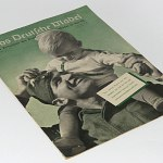 German BDM WW2 Periodical 05-1941 Das Deutsche Madel girl magazine