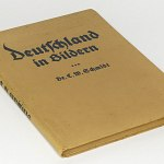 German Book 1920s Old Germany w/186 photos Bavaria Berlin Frankfurt