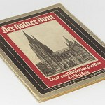 German Cologne Cathedral Book 1930s w/46 photos Koln Dom Architecture