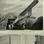 WW2 German Book w/800 photos Ostfront Westfront War in Africa Russia