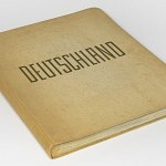 Huge Photo Book German Reich 1930s w/ stunning Photos from 1933-1936