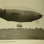 Original German Book w/315 photos of Early Aviation Flight History 1915 Zeppelin Blimp Airship Aerial Images Photography