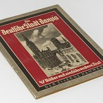 German Photo Book Gdansk Danzig 1930s w/47 b&w photos West Prussia