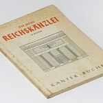 Albert Speer Reichskanzlei Photo Book w/60 pictures Reichschancellery