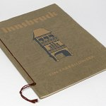 Innsbruck 1940s 1st German AgfaColor Book w/ photos Austria Tyrol Tracht Dress
