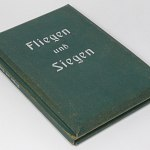 German Stereo View BOOK 1942 Fliegen und Siegen Luftwaffe w/100 Raumbild Photos