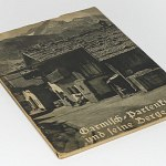 Garmisch Partenkirchen 1930s Photo Book Mountains Alps Zugspitze Ettal