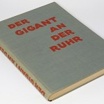 German Industrial Photo Book 1928 w/300 photogravure pictures of Ruhr Valley
