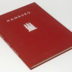Hamburg 1920s Book w/120 Photo gravure German Architecture Hambourg Port Germany