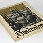 Paul von Hindenburg Photo Book 1930's German General Field Marshal