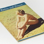 German Agfacolor Nazi Nudity Photo Book 1940 Naked Body Female Nude