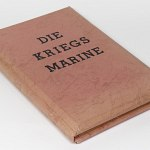 German WW2 Raumbild Stereo View Book 1942 Kriegsmarine w/100 Photos