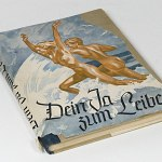 GERMAN Naked Male Gay Female Photo Book 1939 Nude woman Third Reich