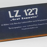 Graf Zeppelin LZ 127 Portfolio with 15 Pictures of the Airship
