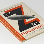 Technical Airship Photo Book 1936 Zeppelin LZ129 Hindenburg w/80 pics