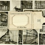 12 Zeppelin LZ 130 Photos - Graf Zeppelin II Airship - Originals from the 1930s