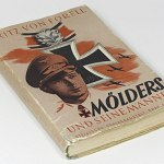 Werner Molders Luftwaffe Fighter Ace Biography Book 1941 w/79 photos