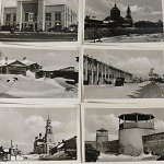 6 PK Ostfront Orel Oryol Photographs 1940s Russia WW2 Eastern Front