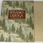 Russia Finland Karelia Photo Book 1939 w/16 color pics Ladoga Lapland