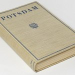 Potsdam in the 1930s w/111 gravure photos Old German Book Sanssouci