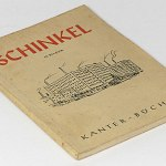 Karl Friedrich Schinkel Architect Photo Book 1941 w/60 pictures Berlin