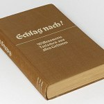 Encyclopedia GERMAN Book 1938 w/982 summaries 387 pictures 3rd Reich