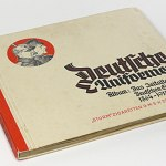 German Uniforms of Unification 1864-1871 Cigarette Card Album w/240