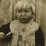 Old German Children Photo Book 1932 w/105 gravure pictures images of Boys + Girls by Erna Lendvai Dircksen Photographer