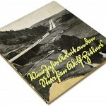 German Reichsautobahn Photo Book 1937- Four Years Work on Freeway Autobahn