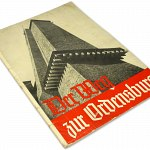 Der Weg zur Ordensburg Book 1936 a/b Nazi Leadership published by Head of NSDAP