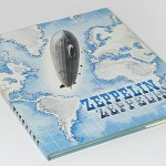 German Photo Book 50 years Zeppelin LZ 127 Hindenburg LZ 129 LZ 130