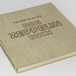 German ZEPPELIN Airship Book 30s w/512 photos LZ127 LZ129 Hindenburg