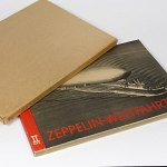 Graf Zeppelin LZ127 Cigarette Album w/155 photos World Travels Brazil