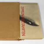 German Zeppelin Album w/264 photos Airship Graf LZ 127 Book Japan