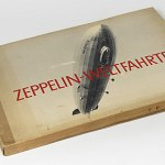German Zeppelin Album w/262 photos Airship Graf LZ 127 Book Japan